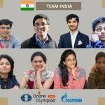 India & Russia jointly wins FIDE Online Chess Olympiad