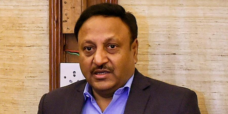 Rajiv Kumar takes charge as new Election Commissioner of India_40.1