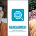 "IIT-Bombay students launch AI-based scanning app ""AIR Scanner"""