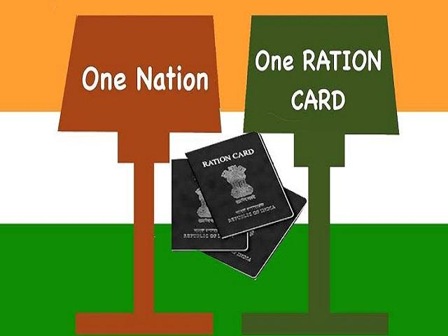 Ladakh, Lakshadweep joins 'One Nation-One Ration Card' scheme_40.1