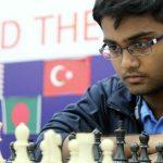 India's  P Iniyan wins World Open Online Chess Tournament