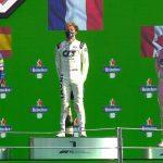 Pierre Gasly wins F1 Italian Grand Prix 2020