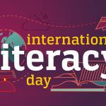 International Literacy Day: 8 September