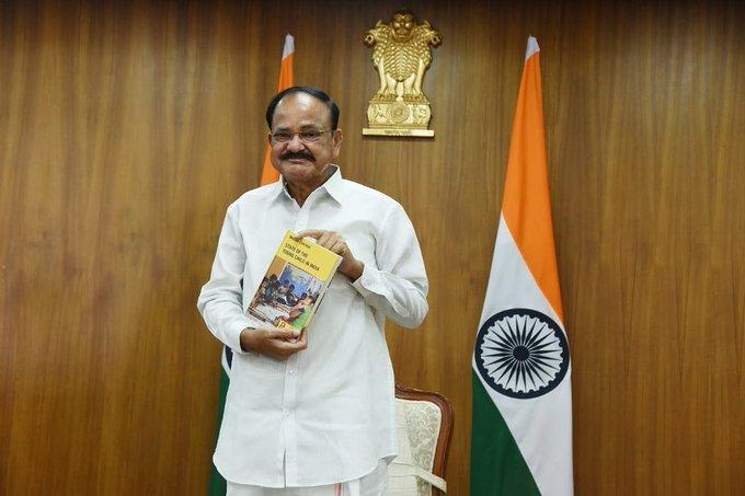 Venkaiah Naidu released 'The State of Young Child in India' report_40.1