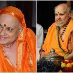 Swamiji of Edneer Mutt Kesavananda Bharati passes away