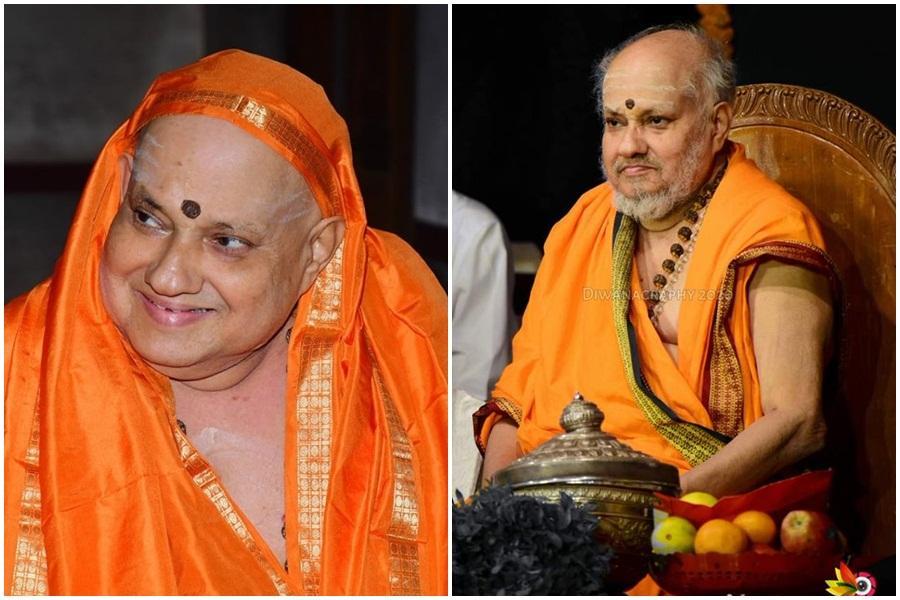 Swamiji of Edneer Mutt Kesavananda Bharati passes away_40.1