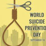 World Suicide Prevention Day: 10 September