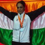 Police Officer Poonam Khatri crowned Wushu World Champion