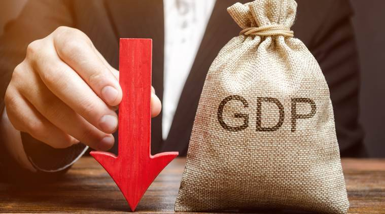 Crisil projects India's GDP for FY21 at -9%_40.1