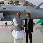 First batch of five Rafale aircraft formally inducted into IAF