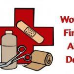 World First Aid Day 2020: 12 September