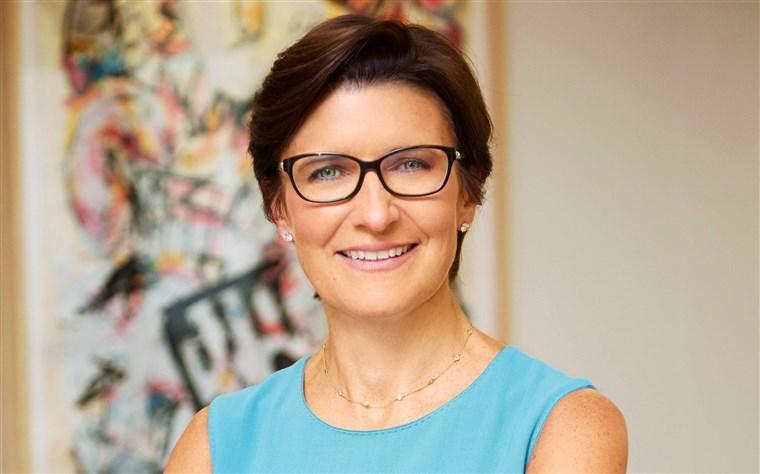 Jane Fraser named the 1st female CEO of Citigroup_40.1