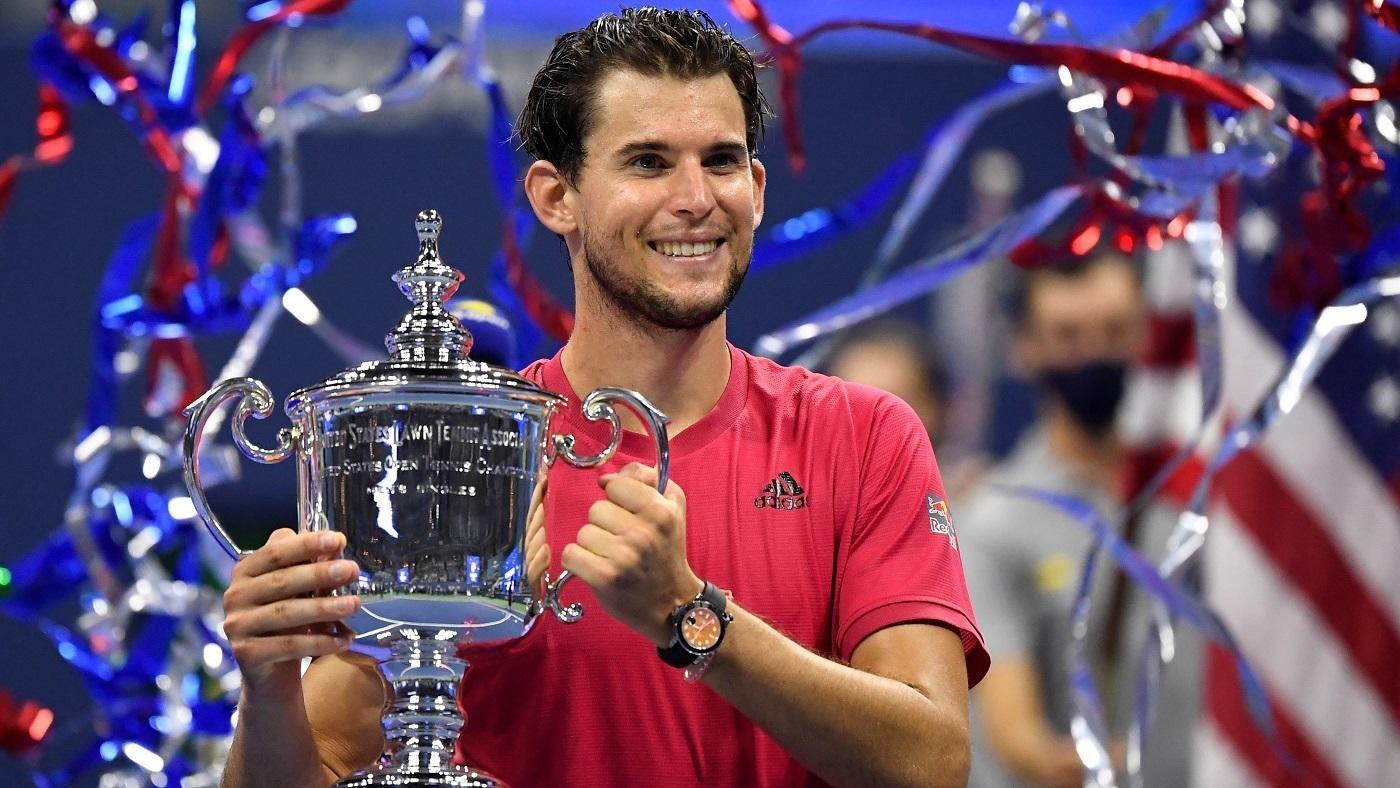 Dominic Thiem wins US Open Men's Tennis Tournament 2020_40.1