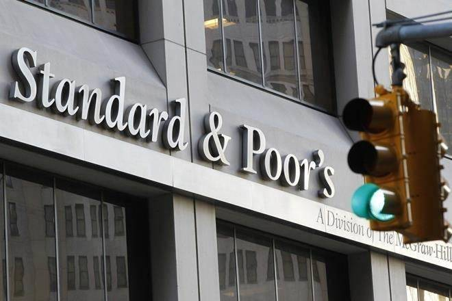 S&P Global Ratings Projects India's GDP at -9% in FY21_40.1