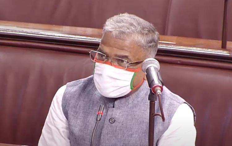 Harivansh Narayan Singh re-elected as Deputy Chairman of Rajya Sabha_40.1