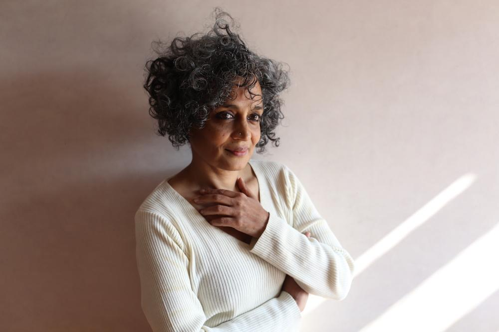 """A new book titled """"Azadi"""" authored by Arundhati Roy_40.1"""