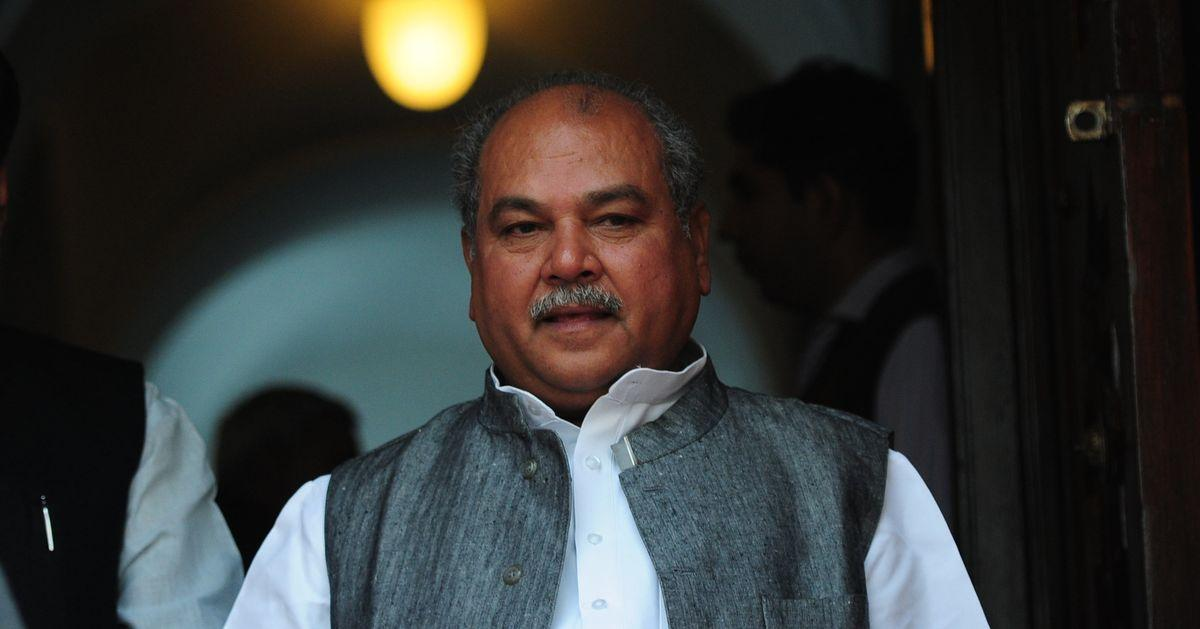 Narendra Singh Tomar takes additional charge of FPI Ministry_40.1