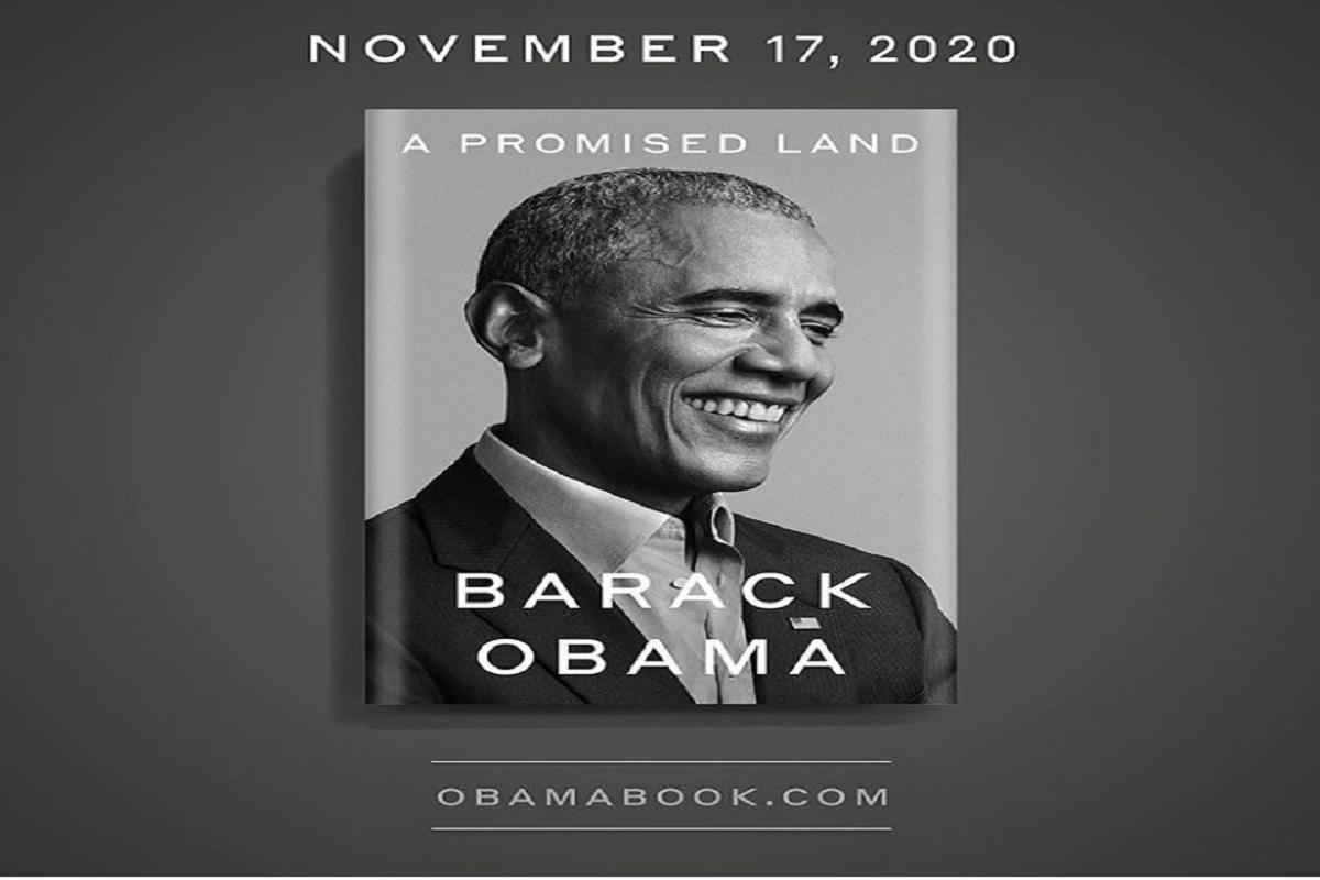 Barack Obama announces his memoir 'A Promised Land'_40.1