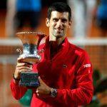 Novak Djokovic wins 2020 Italian Open title