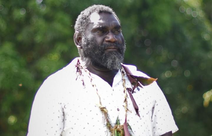 Former rebel leader Ishmael Toroama elected Bougainville president_40.1