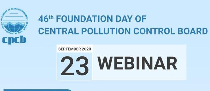 Central Pollution Control Board celebrates 46th Foundation Day_40.1