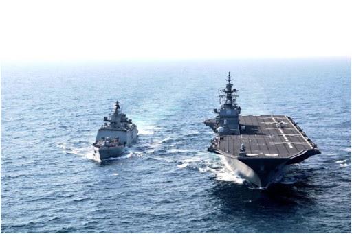 Japan-India biennial naval exercise JIMEX-20 begins_40.1