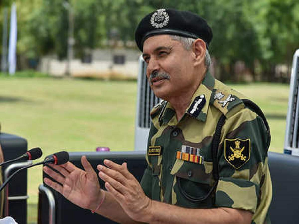 ITBP chief S S Deswal given additional charge of NSG DG_40.1