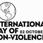 International Day of Non-Violence: 2nd October