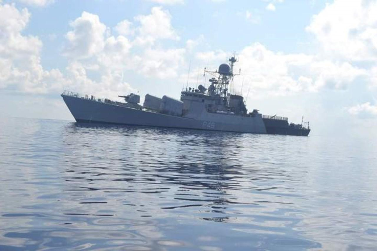 "2nd edition of India-Bangladesh Navy Bilateral Exercise ""Bongosagar""_40.1"