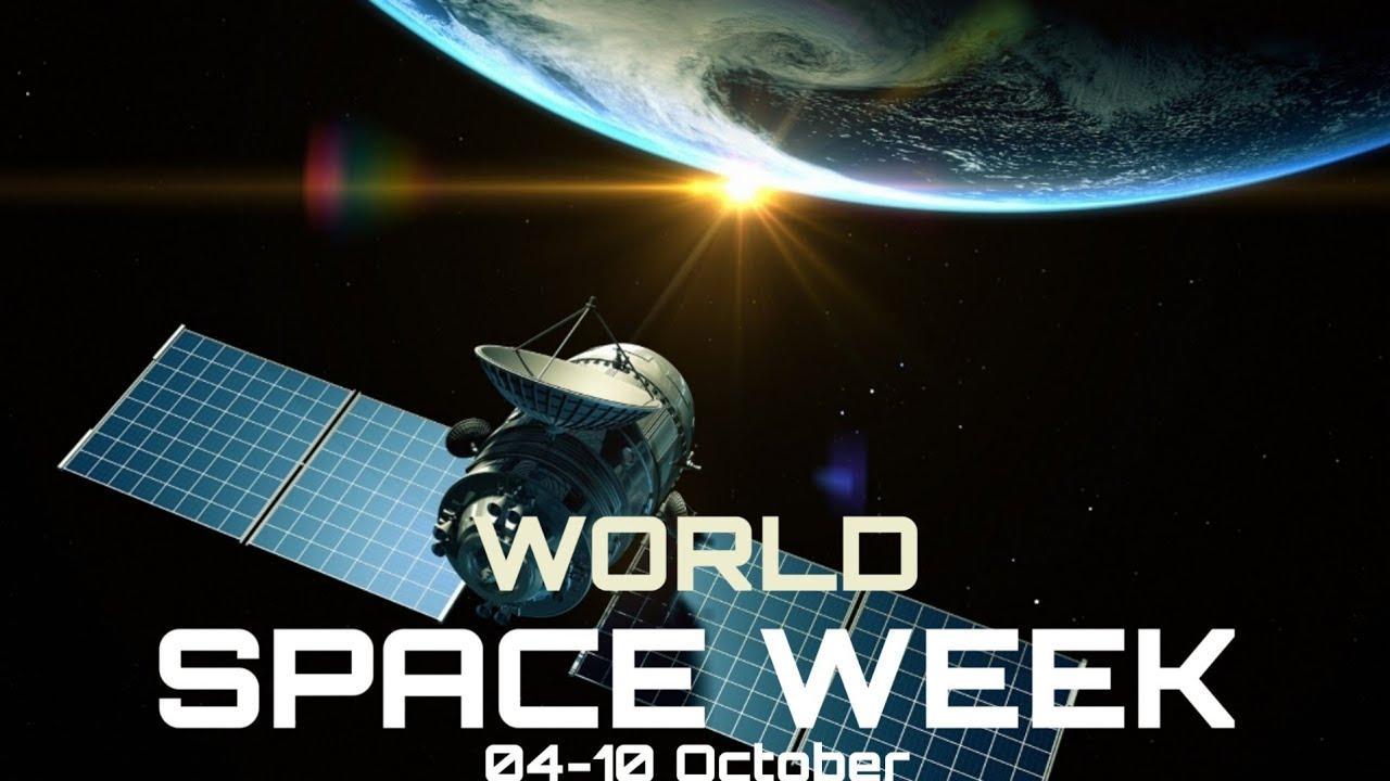 World Space Week: 04-10 October_40.1