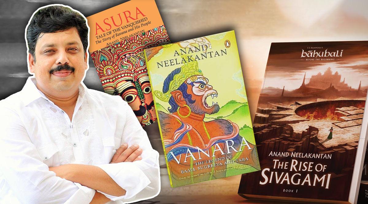 """Baahubali"" series author Anand Neelakantan pens debut kids' book_40.1"