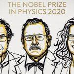 Nobel Prize in Physics 2020 announced