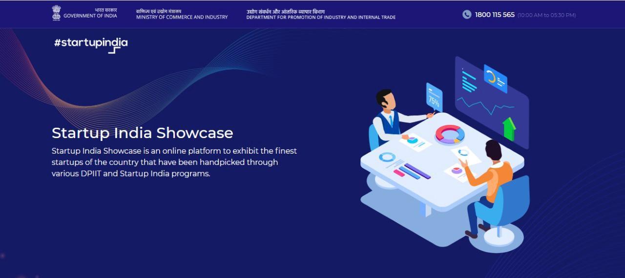 GoI launches online startup platform 'Startup India Showcase'_40.1