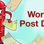 World Post Day: 9 October
