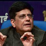 Piyush Goyal gets additional charge of Ministry of Consumer Affairs