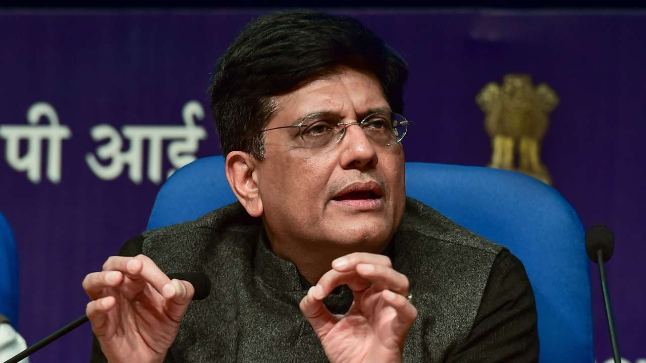 Piyush Goyal gets additional charge of Ministry of Consumer Affairs_40.1