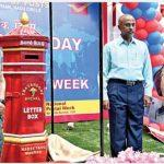 National Postal Week: 9-15 October