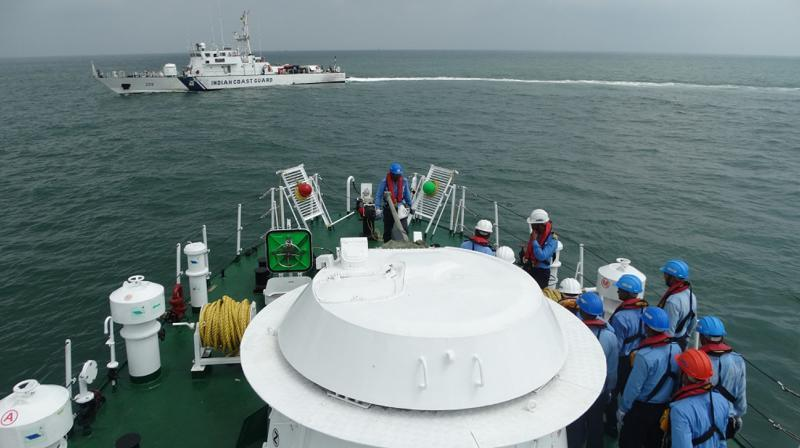 Sagar Kavach coastal security exercise concludes_40.1