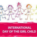 International Day of the Girl Child: 11 October