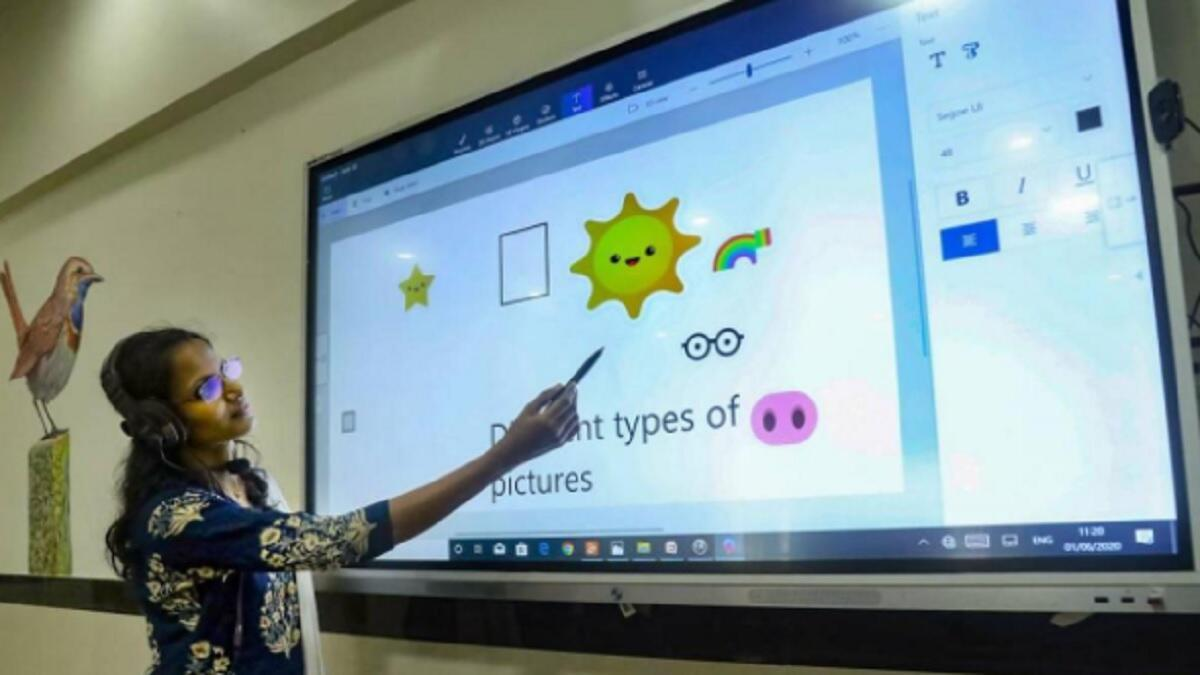 Kerala becomes 1st state to have completely digital, hi-tech classrooms_40.1