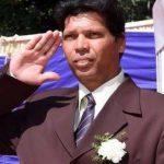 Former Indian Football Captain Carlton Chapman passed away