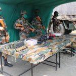 "Indian Army and Maha govt organised a anti-terror exercise ""Suraksha Kavach"""