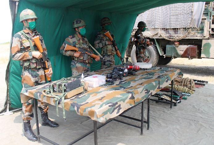 "Indian Army and Maha govt organised a anti-terror exercise ""Suraksha Kavach""_40.1"
