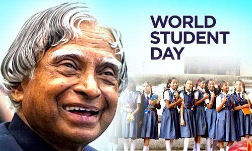 World Students' Day: 15 October_40.1
