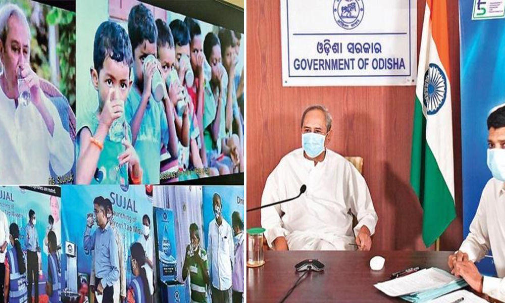 Odisha launches 'Sujal' Mission to provide tap water fit for drinking_40.1