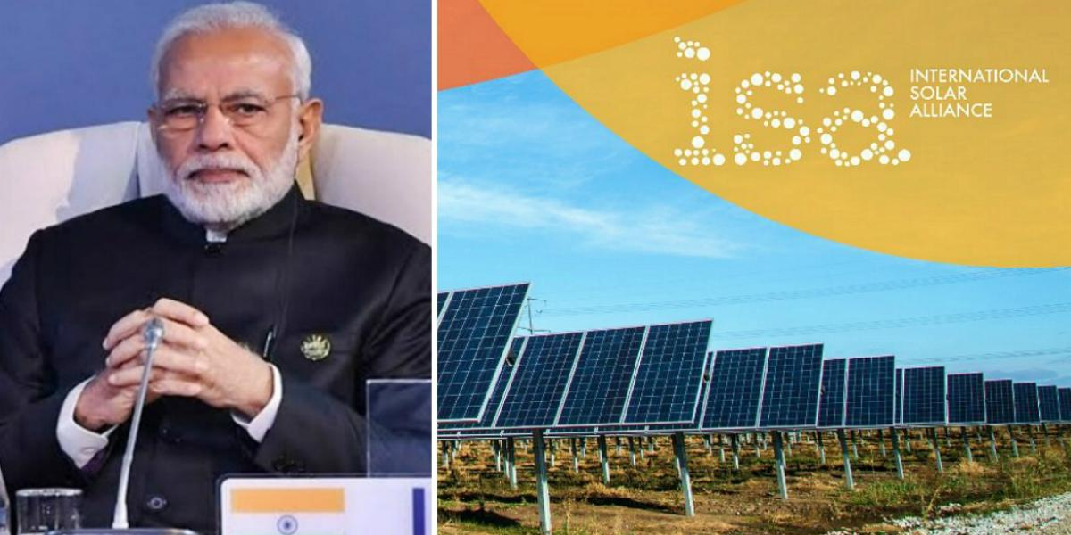 India re-elected as president of International Solar Alliance_40.1