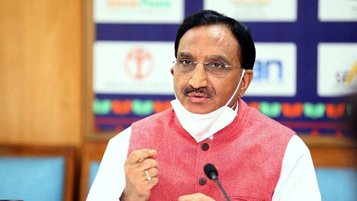 "Union Education Minister launched ""KAPILA"" Kalam Program_40.1"