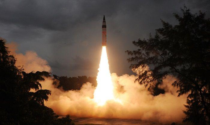India conducts successful night trial of nuclear-capable Prithvi-2 missile_40.1