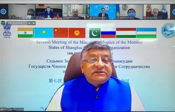 India hosts 7th meeting of Ministers of Justice of SCO_40.1