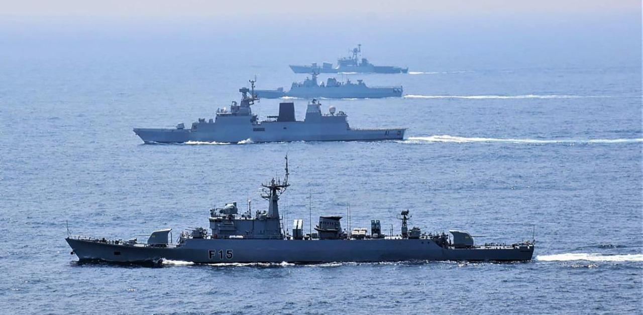 8th India-Sri Lanka Maritime Exercise SLINEX-20 begins_40.1